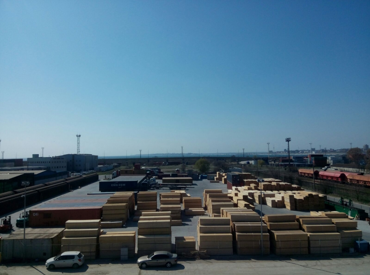 Timber products handling